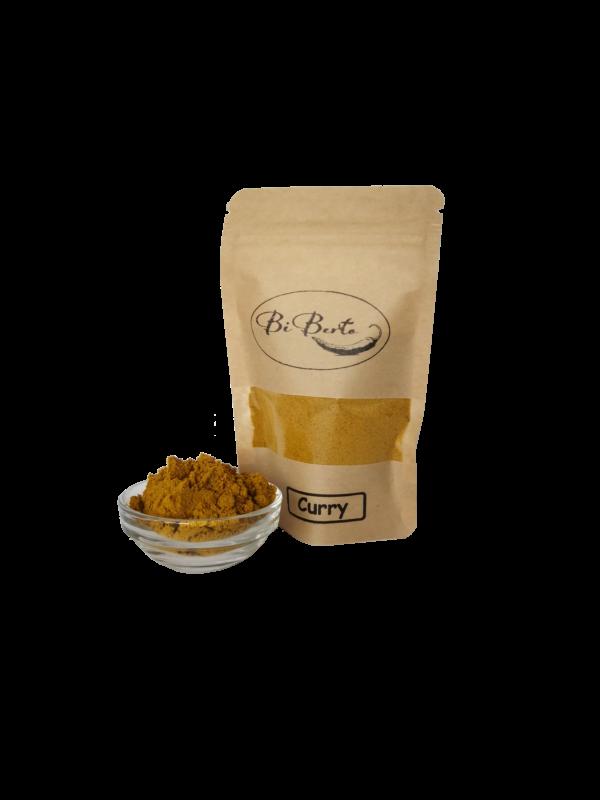 BiBerto Curry mit Schale